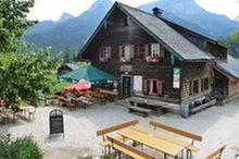 Buchberghütte - Eisenaualm
