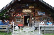 Bartlhütte am Zwölferhorn