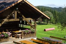 Bachleitners Hütte, Maria Schmolln