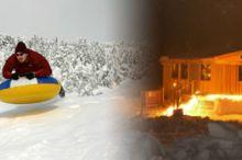 Snowtubbing - Eisbar Olafson