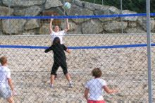 Beachvolleyballplatz Steinach
