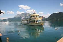Attersee Boat Company - Pier Steinbach