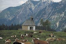 Historische Postalmkapelle