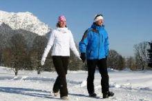 70 km of Winter Hiking Trails