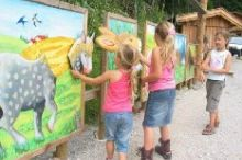 Austria's First Nature and Environment Information Trail for Children
