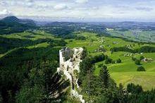 Ruine Wartenfels - Thalgau
