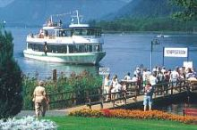 Cruises on Lake Ossiachersee & The River Drau