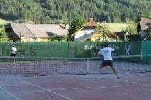 Tennisplatz beim Freizeitteich