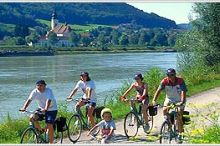 Danube Cycling Trail: Passau - Vienna