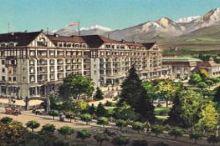 Ehemaliges Parkhotel Villach