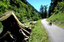 Bregenzerwald cycle path