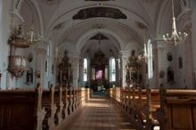 Kirchenführung in Bezau