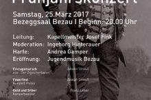 Frühjahrskonzert der Bürgermusik Bezau