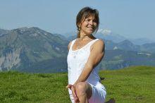 Yoga auf Baumgarten jeden Montag