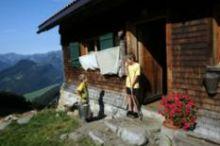 Alpgeschichtenwanderung mit Pius