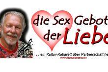 die Sex Gebote der Liebe... ein Kultur-Kabarett über Partnerschaft
