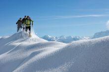 Schneeschuhwanderung Bizau