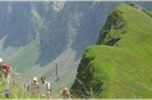 Wandern in Bizau