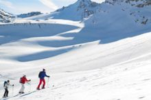 Cross-country skiing and touring paradise Silvretta-Bielerhöhe