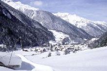 Cross country skiing in the Hochmontafon region