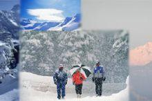 Winterwanderwege in BRAZ