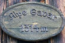 Alpe Gavar