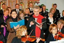 Kirchenchor Konzert