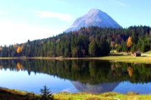 Naturphänomen Wildmoossee und Lottensee