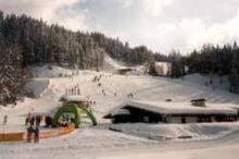 Skigebiet Mösern/Seewaldalm