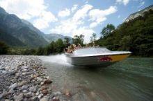 Jetboot-Fahren in Werfen