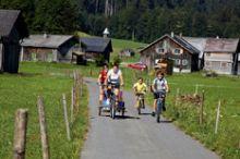 Radwanderweg Bregenzerwald