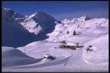 Auenfelder Hütte Mountain Hut