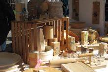 Markt mit Käseprämierung