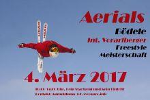 Aerials Bödele - Int. Vorarlberger Freestyle Meisterschaft
