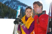 Buchbergl XC Skiing Track in Wiesing