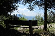 Viewpoint on the way to Radstattkapelle