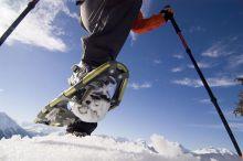 Geführte Schneeschuhtour Warth