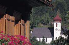 St. Oswald Parisch Church