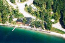 Achensee - Schwarzenau beach