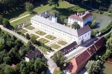 Landschloss Parz mit Renaissancegarten