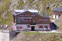 Wanderung zur Innsbrucker Hütte