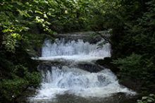 Brühlbach-Wasserfälle