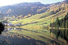 Zauchensee lake