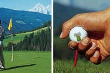 18-Hole Tauern Golf Course