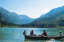Jägersee Lake