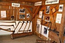 Va uns dahoam - Holzknechtmuseum im Abpurg Stadl in Scharnstein im Almtal