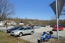 Parkplatz in Kammer
