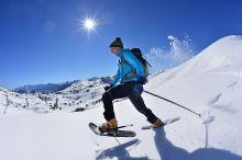Geführte Erlebnis-Schneeschuhwanderung am Feuerkogel-Plateau