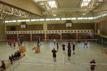 Bezirkssporthalle