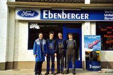 Ford Werkstätte Ebenberger